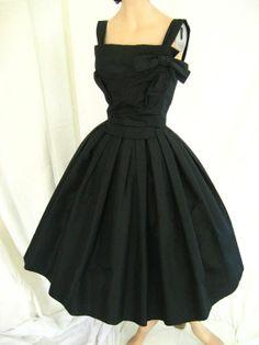 1950's Christian Dior Dress