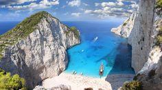 Zaykanthos Island Beach Greece