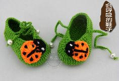 Aliexpress.com : Buy Free Shipping Ladybug baby shoes handmade woolen shoes, soft infantshoes,newborn baby gift,crib shoes,first walkers,child shoes from Reliable soft shoes suppliers on Loving-living Alice Yang's store 601372 HOHO
