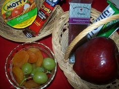 Best Portable Foods to Pack and Bring into Disneyland - Yahoo! Voices - voices.yahoo.com