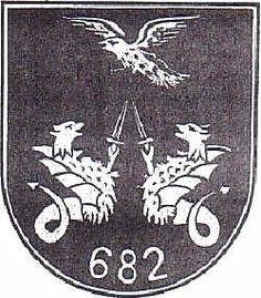 Batalhão de Cavalaria 682 Angola