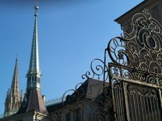 Ville de Nancy - Basilique Saint-Epvre et Palais Ducal Proposé par Frédérique Poisot