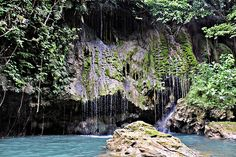 Green Canyon, Pangandaran, Jawa Barat, Indonesia.