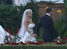 Jenny McCarthy and Donnie Wahlberg Are Married!  Jenny McCarthy, Donnie Wahlberg