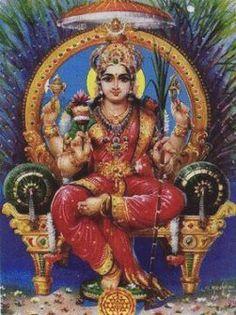 Om Shri Devi   Click here for Varalakshmi Vrathamu – Puja Process In Telugu