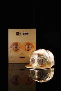 New Era x Star Wars 59FIFTY® Cap Collection - C3PO