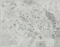 L'histoire de Paris par ses plans 1790 - La boite verte