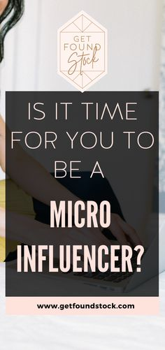 What is a micro influencer and how to become one - Francyne Brill Business Marketing, Social Media Marketing, Online Business, Business Coaching, Instagram Story Ideas, Instagram Tips, Making Money On Instagram, Instagram Influencer, Influencer Marketing
