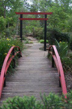 Explore Beaumont Botanical Gardens, in Texas.