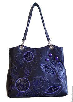 15fa9c386e47 Женские сумки ручной работы. Ярмарка Мастеров - ручная работа. Купить  Кожаная сумка