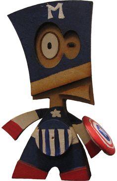 Capitan MOUerica