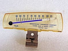 Vintage Casite Thermometer Made In USA Oil Can Advertising Vintage Auto, Vintage Cars, Auto Accessories, Kustom Kulture, Advertising, Signs, Business, Ebay