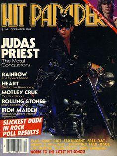 Hit Parader - December, 1983
