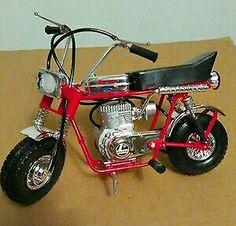 RUPP Roadster minibike model