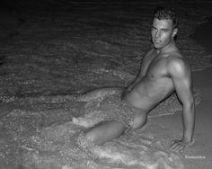 Brad Meyer by Scott Teitler | A Naked Focus | Homotography