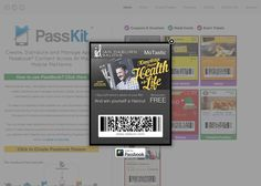 Ian Daburn is one cool hair salon. They are at the forefront of mobile marketing with this Passbook Passes. Stylist can learn alot from Ian Daburn.