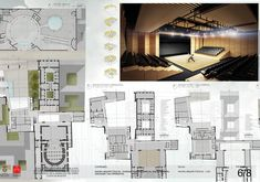Primer Lugar Concurso Internacional: Ampliación del Teatro Colón de Bogotá, Colombia,Cortesía de López Montoya Arquitectos