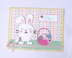 Handmade Easter Holiday Cards for Kids