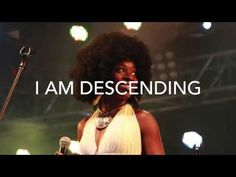 I Am Descending - Iyeoka (Official Lyric Video)