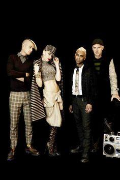 Gwen Stefani, No Doubt.