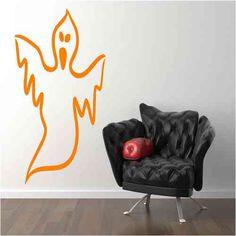 Happy Halloween Bat Custom Vinyl Wall Decals Stick On Wall Art - Custom vinyl wall decals uk how to remove