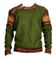 Монгол эрэгтэй ноосон цамц | Stylist.MN