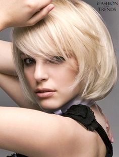 Give a New Look to Your Hair - Stylish Medium Hairstyle Ideas For Women ~ i Fashion and Trends