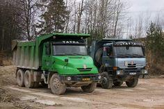 Tatra Jamal,  Tatra Terrno.