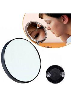 Vantuzlu Büyüteç Ayna 10 Kat Büyüteç