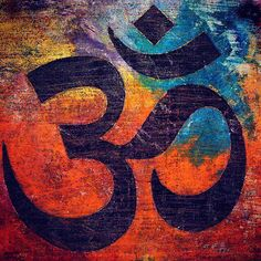 OM. One of my favorite symbols.
