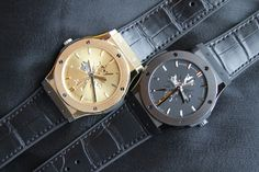 Shawn Carter (Jay Z) collection for Hublot Watches