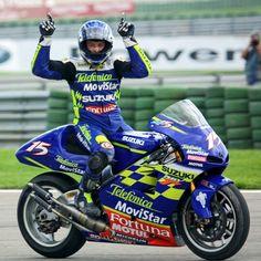 Sete Gibernau suzuki 500cc 2s 2000