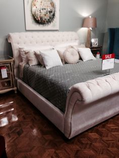 Malena Bed By Johnathan Louis Can Be Purchased At Casa Bella Galleria In Sacramento Ca Ask