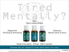 Young Living Essential Oils | For more info or to order oils, come visit: www.thesavvyoiler.com