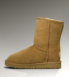 Ugg Classic Short 5825 Boots Chestnut