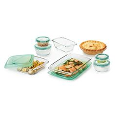 * Enter our giveaway, and you'll automatically be eligible to win an OXO 14-Piece Glass Bake, Serve & Store Set. You can enter up to three (3) times per day. - Ends 11/17/16