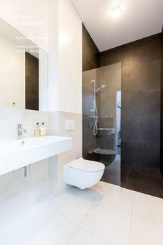 small bathroom modern design architecture mała łazienka www.annathurow.pl