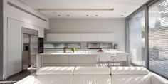 White Source: http://www.adwhole.com/stunning-white-kitchens-to-brighten-up-your-everyday-life/