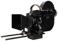Eclair CM3 16/35 spinning mirror reflex camera out of Francis Ford Coppola's Zoetrope Studios.