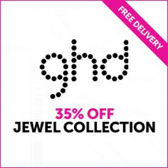 Great offer on the ghd Jewel collection. Retail Box, Ghd, Free Delivery, Jewel, Cool Hairstyles, Collection, Products, Fancy Hairstyles, Gem