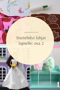 Itsetehdyt lahjat lapselle. Ompelu, leikkiruokia jne. Home Decor, Decoration Home, Room Decor, Home Interior Design, Home Decoration, Interior Design