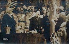 Fiestas del centenario 1910