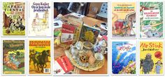 KBW-thema #vooraltijdjong. Duik eens in je eigen boekenkast en maak een tentoonstelling van boeken die jij en jouw team lazen toen jullie jong waren (een foto van de juiste leerkracht bij de juiste generatie maakt het helemaal af). Daarnaast plek voor boeken die je leest als je jong bent in 2016.