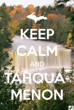 T H I N K O U T S I D E and visit the TAHQUAMENON FALLS this February for Sled Dog Rides and Guided Snowshoeing. For more information https://www.facebook.com/photo.php?fbid=670404999669458&set=a.513150628728230.113766.500077753368851&type=1&theater