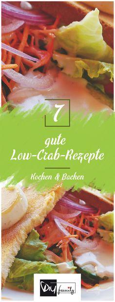 Die 7 besten Low-Carb-Rezepte  #rezepte, #homemade, #fresh, #delicious, #low-crab, #healthy