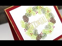 Lawn Fawn - Deck the Halls _ Kristina Werner Holiday Card Series 2014 – Day 18 « kwernerdesign blog
