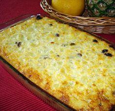 Különleges rakott tészta, édes finomság, nem lehet betelni vele! Desert Recipes, Lasagna, Macaroni And Cheese, Paste, Ethnic Recipes, Food, Sweet, Mascarpone, Mac And Cheese