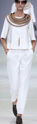 Модные женские летние брюки 2016 - фото