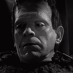 "an-unconventional-lady: "" Boris Karloff as The Monster in Son of Frankenstein (1939) """