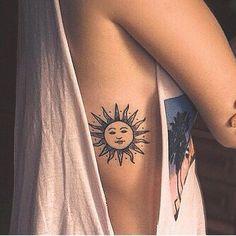 tatuaje - tattoo / sol - sun
